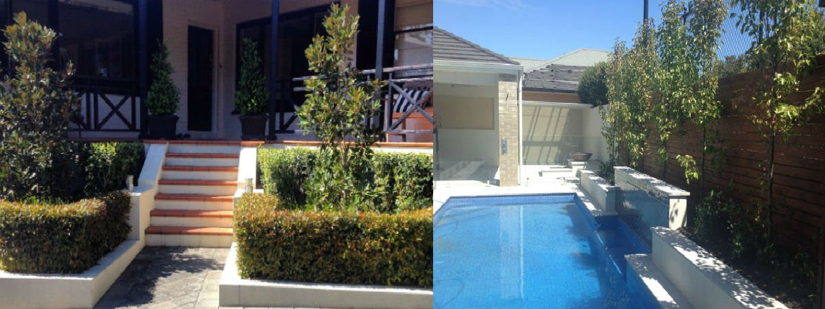 Landscapers in adelaide adam dow landscaping for Paving and landscaping adelaide