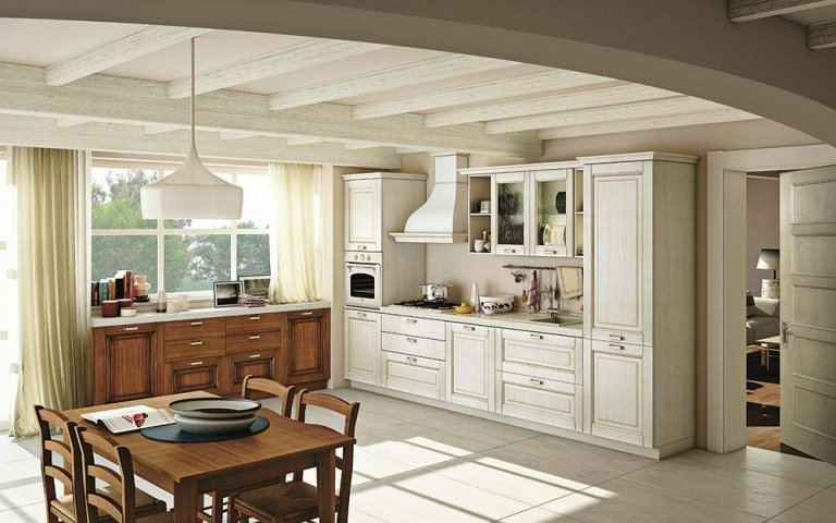Materiali innovativi cucina torino arredamenti marrese for Gurlino arredamenti torino