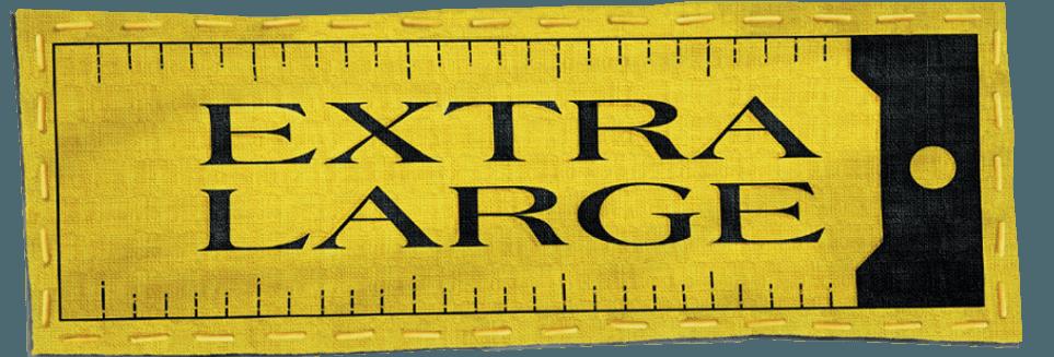 extra large logo