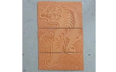 tigre ceramica