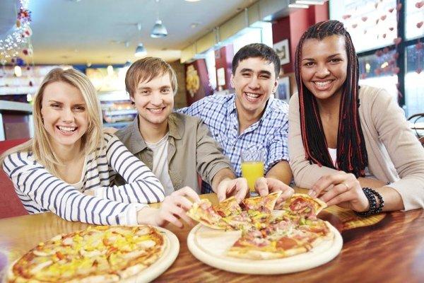 pizzeria festa di compleanno