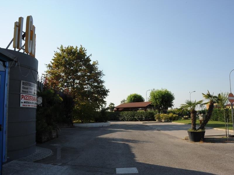 parcheggio ristorante