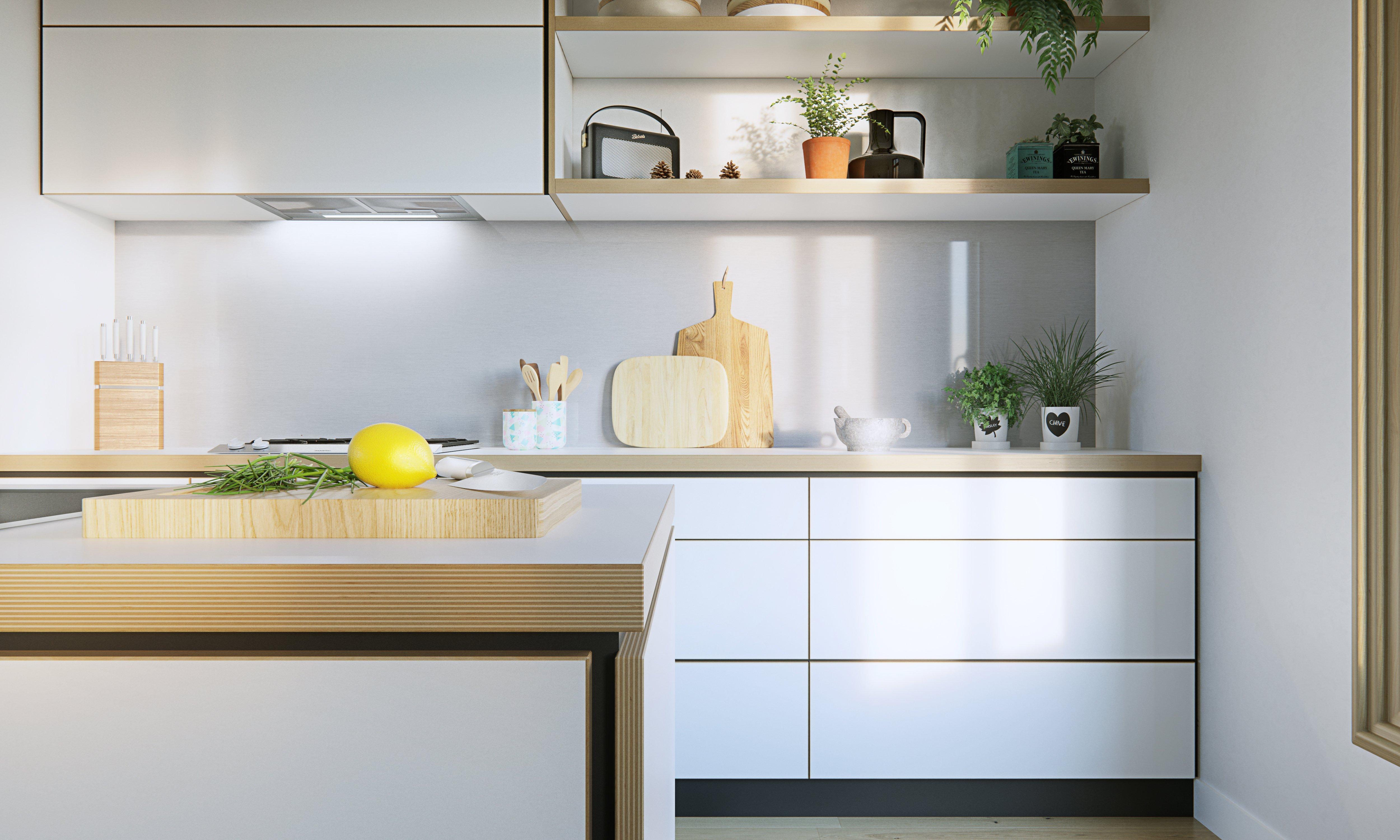 100 smartpack kitchen design 100 color schemes for for Laminex kitchen designs