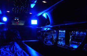 entertainment in limousines