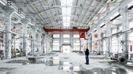 costruzione capannoni, costruzione fabbricati industriali, costruzione aree idustriali