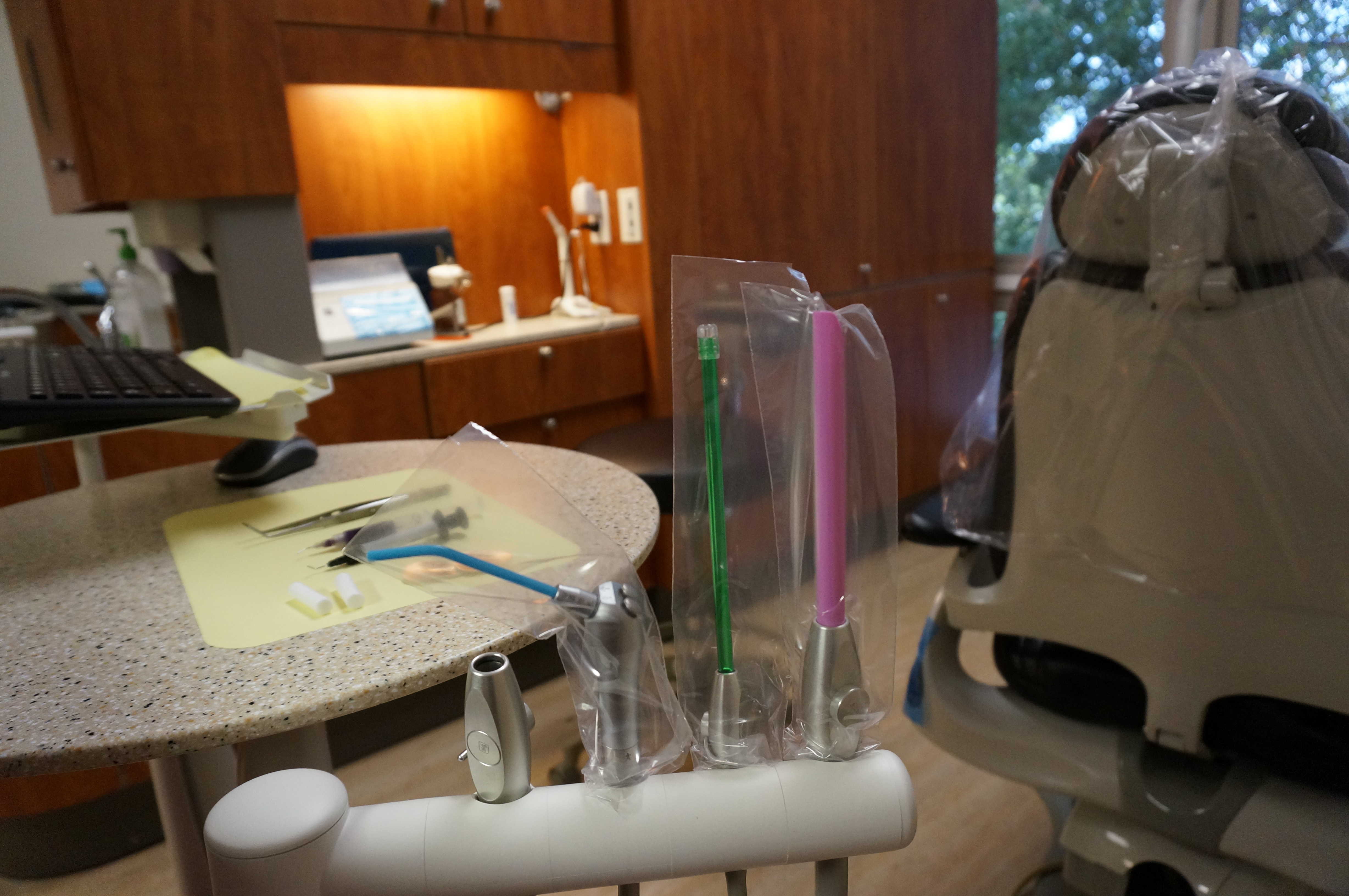 Our dental services in action in Kailua-Kona, HI
