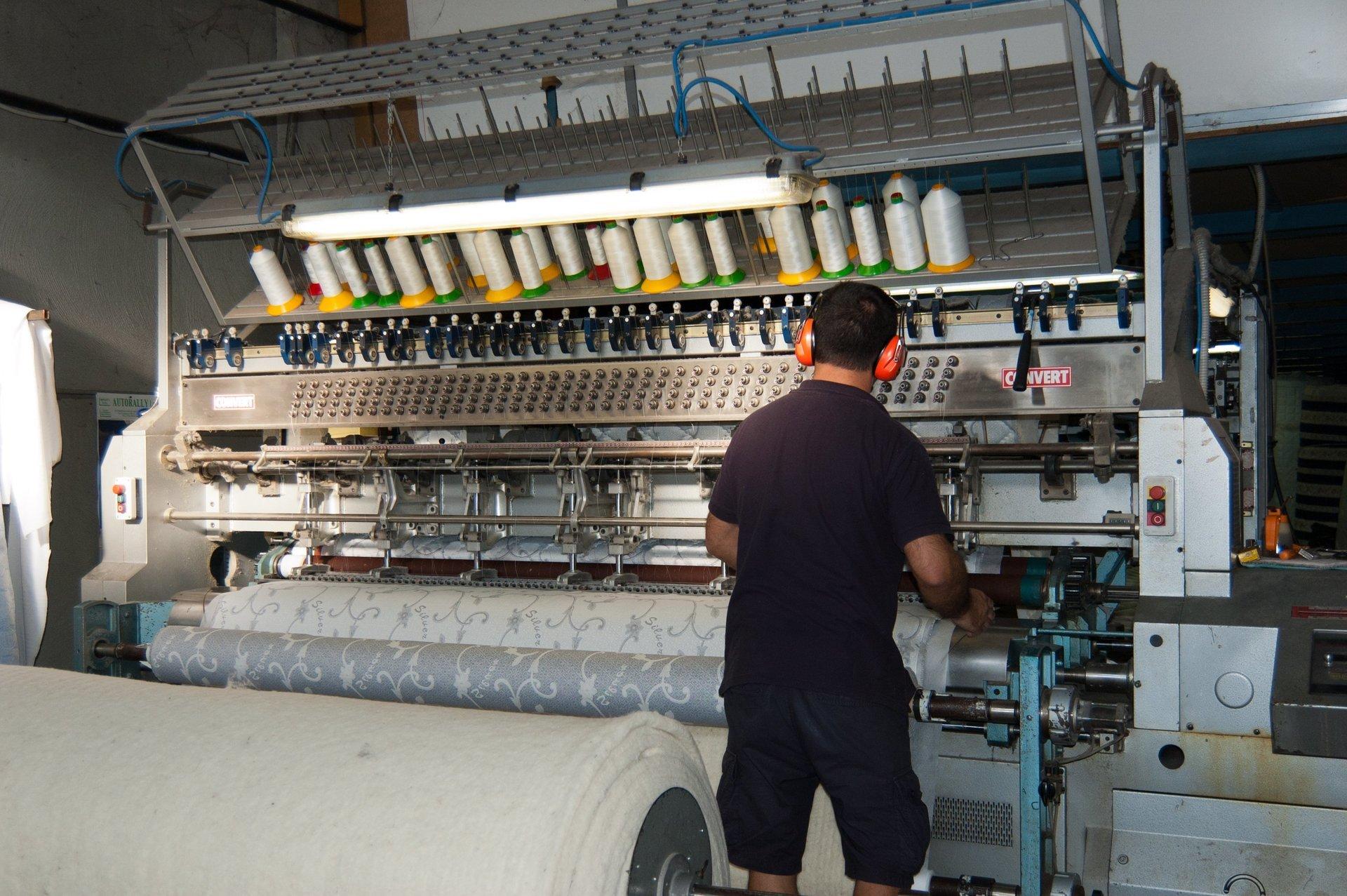fabbrica a novara di materassi