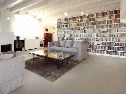 pavimentazione di un salotto