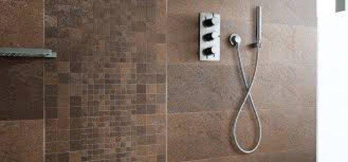 parete della doccia