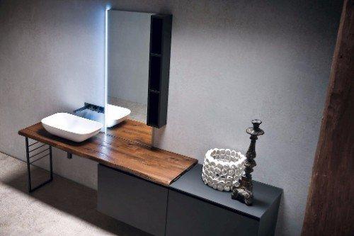 mobile di un bagno