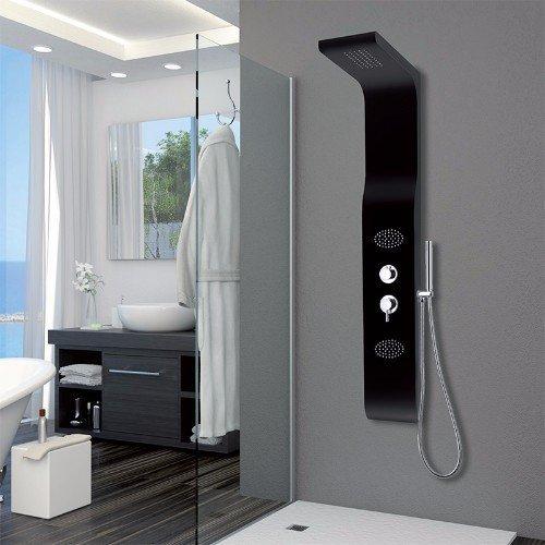 interno di un bagno moderno