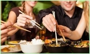 ristorante cucina orientale