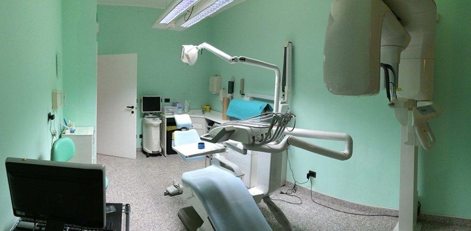 il centro odontoiatrico
