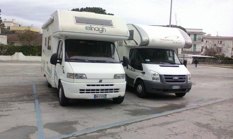 furgoni per roulotte