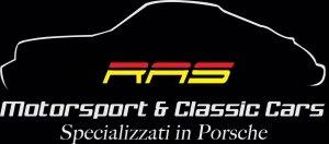 RAS MOTORSPORT E CLASSIC CARS - logo
