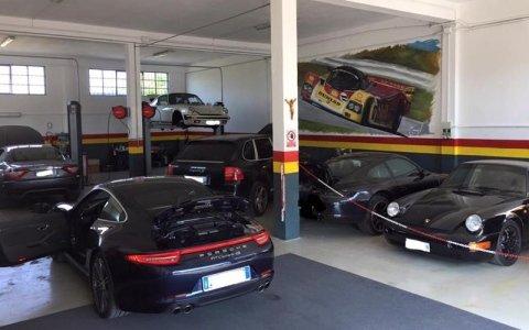 riparazione auto sportive