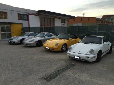 Officina autorizzata Porsche