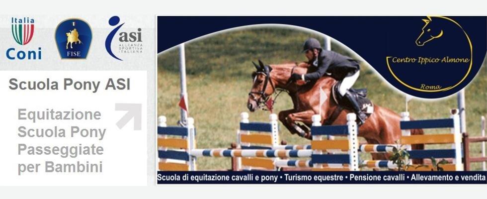 Centro Ippico Almone - Hippo Pony Club - Roma