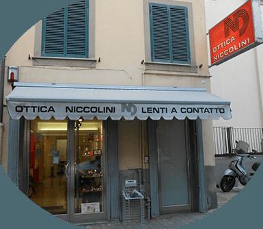 Ottica Niccolini Duccio Pisa, lenti a contatto