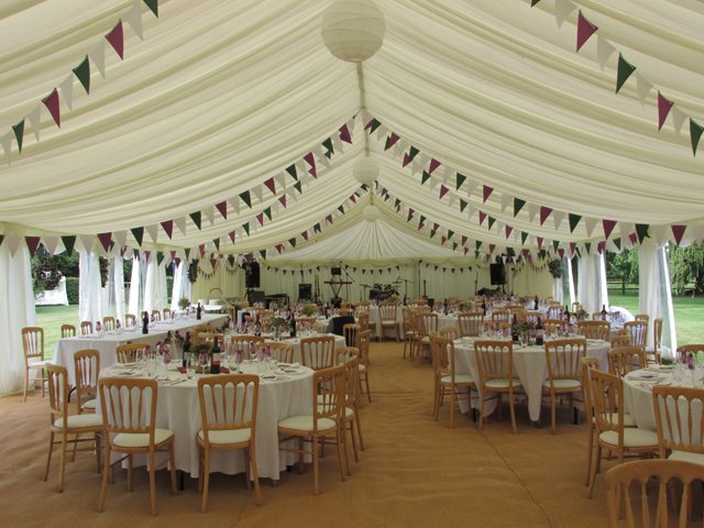 Marquee designs