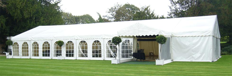 Tent hire in Aylesbury