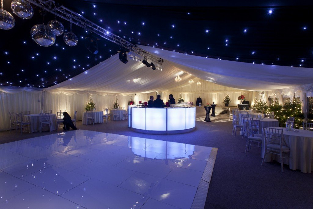 marquees in Oxfordshire