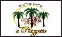 RISTORANTE A PIAZZETTA - logo