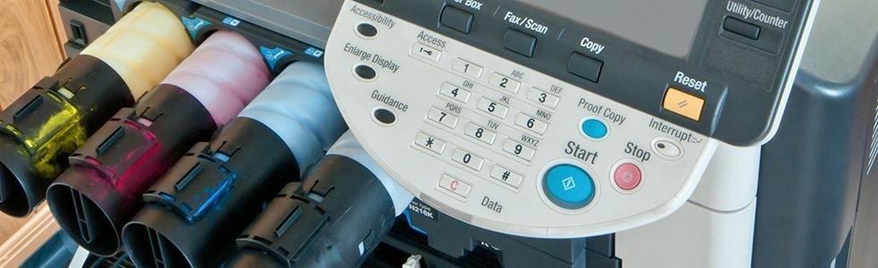 Materiale di consumo per stampanti