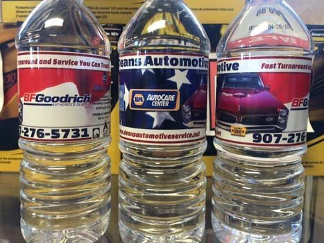 Products used by experts in Dean's Automotive Service Center in Anchorage