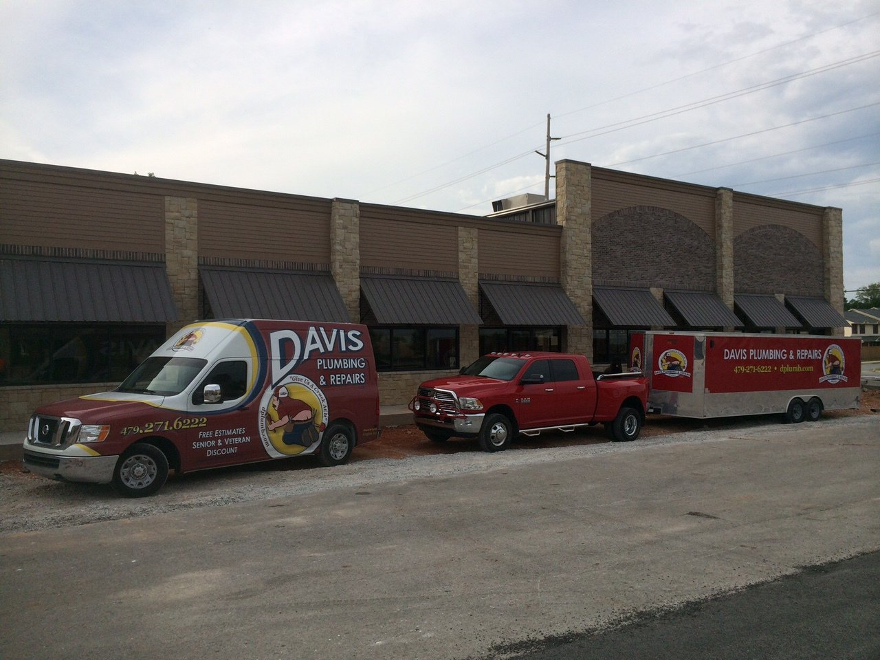 Davis Plumbing Fleet
