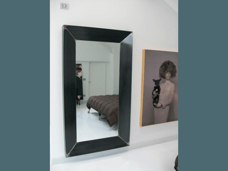 specchio in ferro