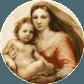 Raphaell - Sixtinische Madonna