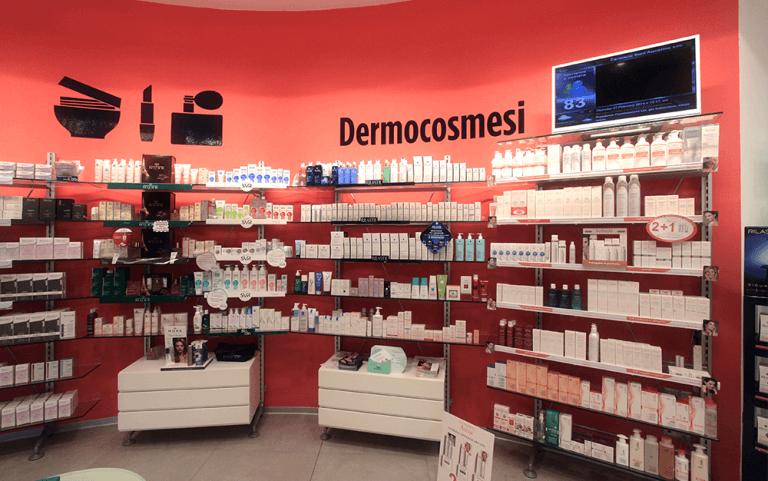 Dermocosmesi, Farmacia sant