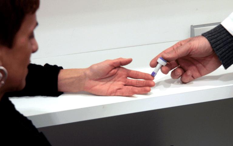 analisi cliniche in farmacia, Farmacia sant