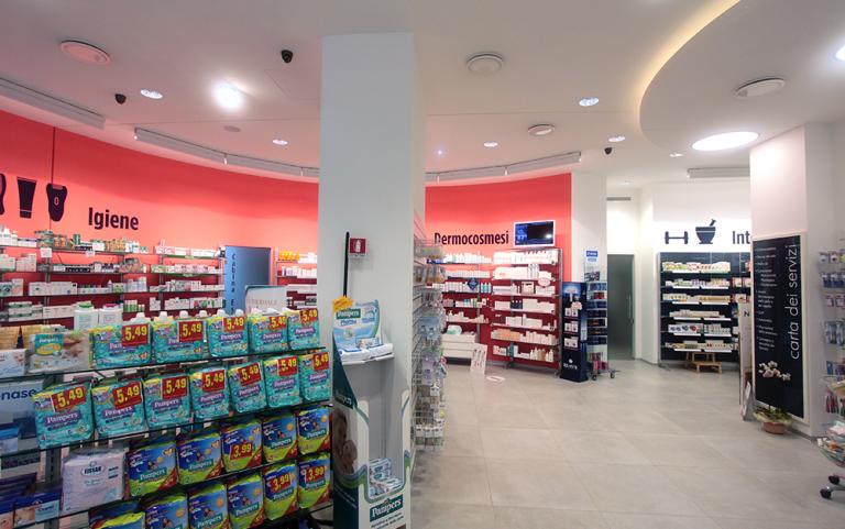 reparti farmacia, medicinali, farmacia, Rieti