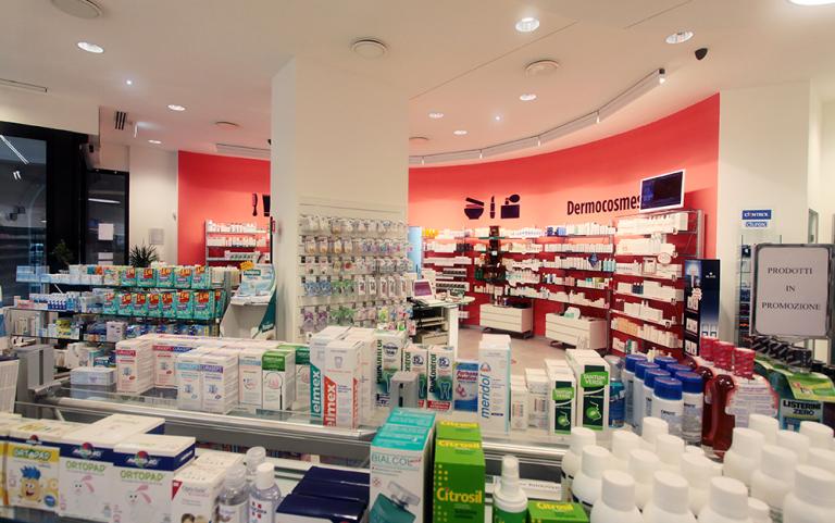 Promozioni in Farmacia, Farmacia sant