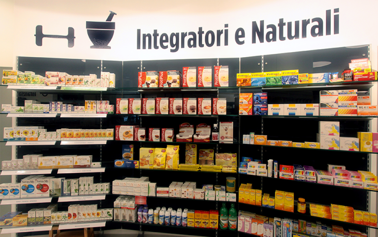 integratori, erboristeria, alimenti naturali, prodotti biologici, bio, Farmacia sant