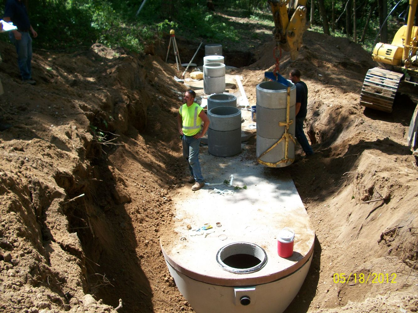 Superior Septic System Installation, Design & Service