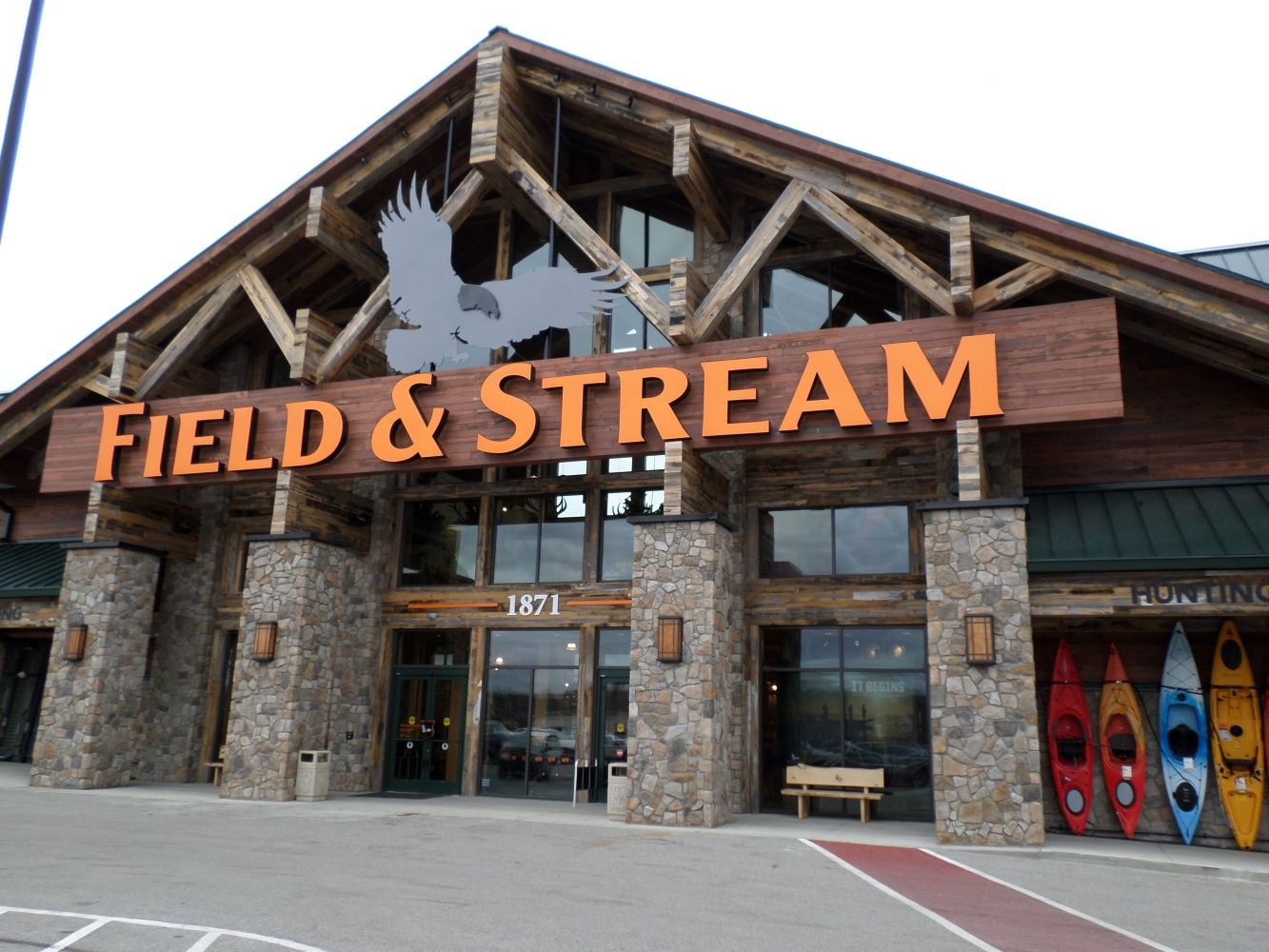 Field & Stream retailer