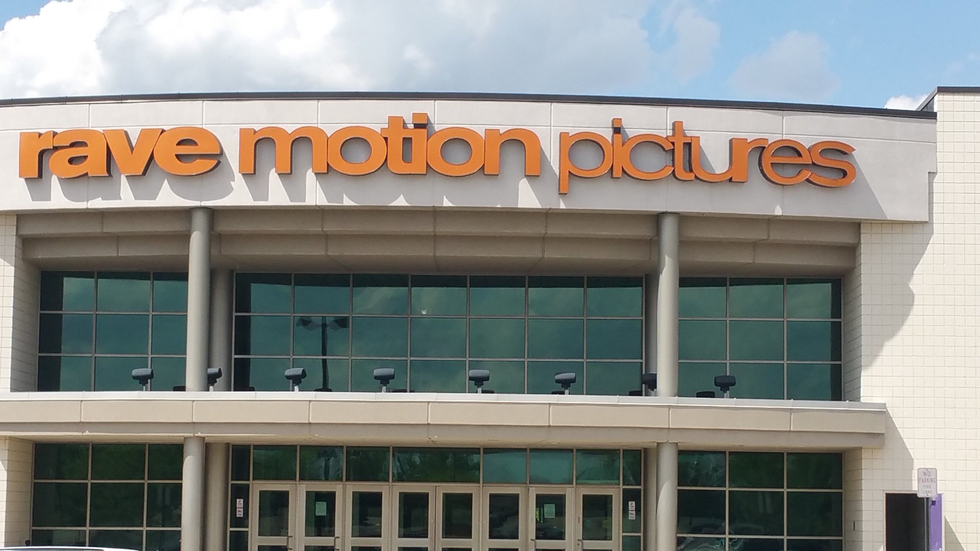Rave Motion Pictures office building