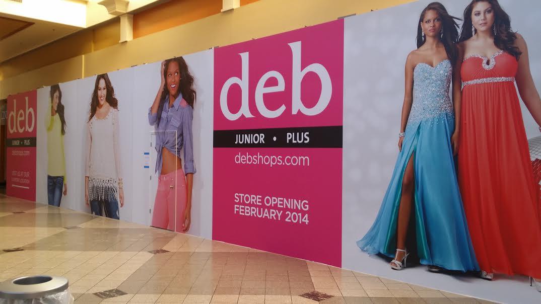 Deb promotion banner