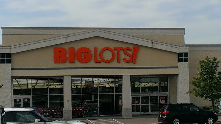 Biglots store front