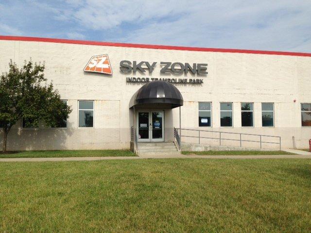 Sky Zone office building