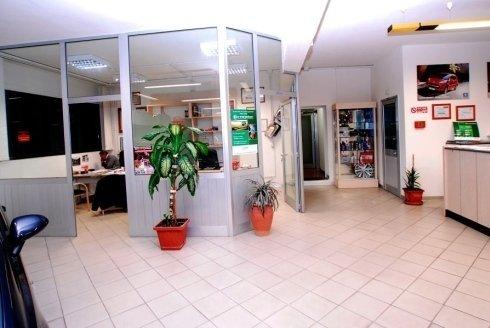 zona uffici