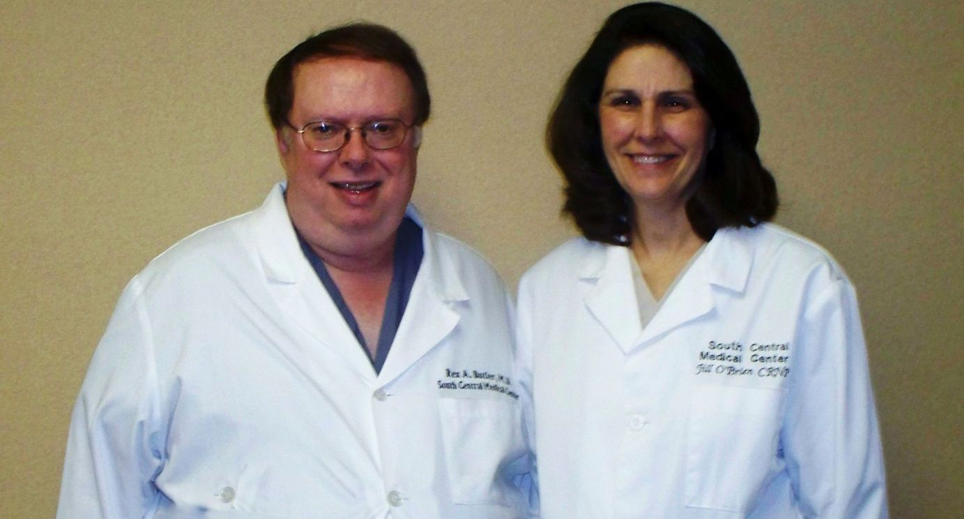State of the art adult health care for Andalusia, AL