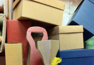 lu.ma. carta materiale per cartonaggio a genova