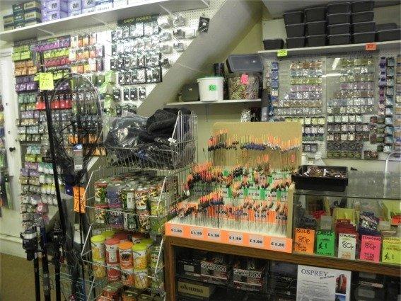 Carp hooks - Bristol - Somerset - Wiltshire - Scott Tackle - stock-info