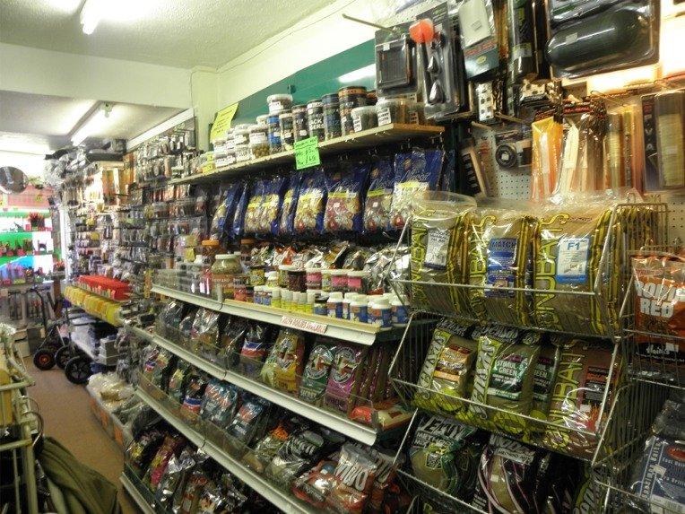 Fishing gear - Bristol - Somerset - Wiltshire - Scott Tackle - scottbait