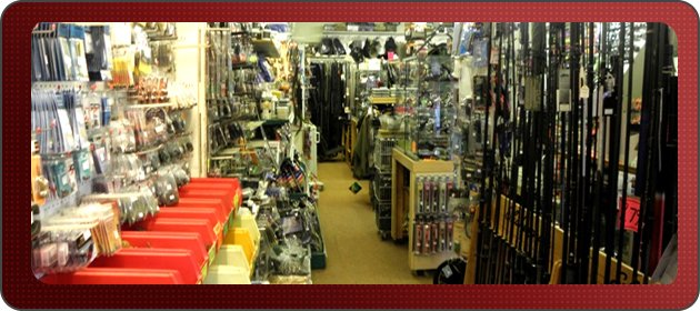 Lines and hooks - Bristol - Somerset - Wiltshire - Scott Tackle - interior