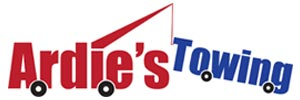ardies towing logo